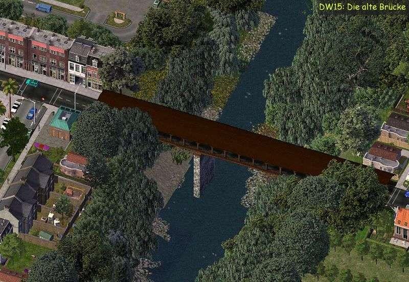 DW15: The Old Bridge