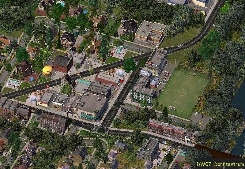 DW7: Village Center